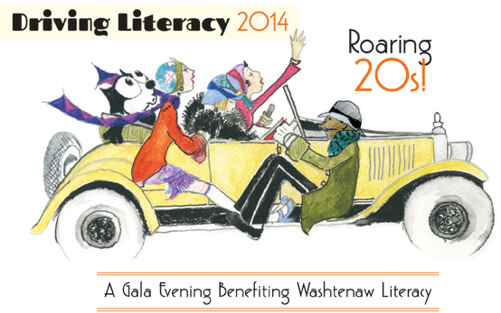 Driving Literacy Banner